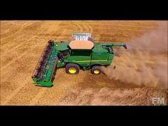 Wheat harvest in Austria 2016. !FM!.