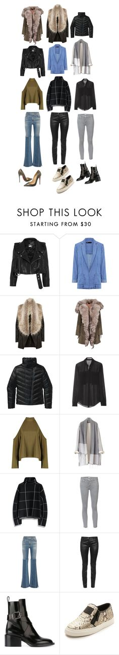 """""""333 winter"""" by macwalborn ❤ liked on Polyvore featuring Vetements, 3x1, River Island, SLY 010, Patagonia, T By Alexander Wang, Boohoo, Chicwish, Mother and Roberto Cavalli"""