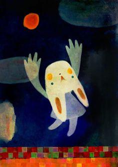 「星と空」 Takashi Tsushima