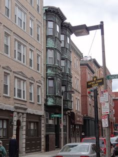 Historic North End of Boston.Little Italy Boston Architecture, Places Ive Been, Places To Go, Small Planet, Little Italy, City Life, Plymouth, Vermont, Massachusetts