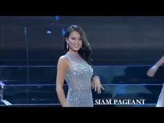 Miss Grand International 2015 - Preliminary Round - Mongolia(Evening Gown)