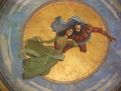fresco @ coppola winery featured in Bram Stoker's Dracula