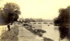 , Richmond London, Old London, Beautiful Streets, Old Photos, Paths, Nostalgia, Poster, Postcards, Outdoor