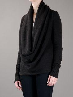 Theroni Thunig Cowl Neck Sweater - Pollyanna - farfetch.com