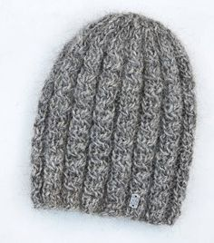 Lantliv stickat Knit4u Sweater Knitting Patterns, Knitting Sweaters, Knitted Shawls, Knit Hats, Handicraft, Mittens, Knit Crochet, Diy And Crafts, Beanie