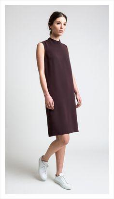 high crew dress , luxe suiting | juliette hogan