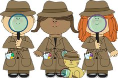 Be a Summer Sleuth: Read & Write Your Way to Fun