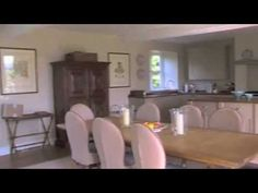 """""""Decorating"""" are a specialist Painters and Decorators company from Okehampton devonshire england. The video shows a work case study of the beautifully finished, traditional themed re-decorating of a listed 17th century country mansion house in Yeoford, Devon, UK  http://www.youtube.com/user/DesigFeeInteriors"""