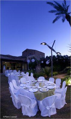 Cena sul prato inglese #giardinodellerose