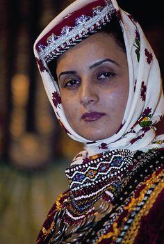 Mazandaran Women Traditional costume