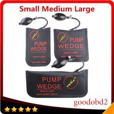 compare prices 3pcslot sml klom air wedge pump wedge locksmith tools inflatable unlock tool #vehicle #locksmith