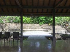 Outdoor amphitheater stone