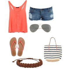 Cute for beach:)