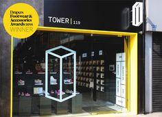 I-AM_Retail interior design_TOWER London_Drapers winners