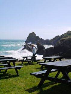CRAB SANDWICHES AT KYNANCE COVE Crab Sandwich, West Cornwall, Summer Travel, Outdoor Furniture, Outdoor Decor, Sandwiches, Park, Crab Rolls Sandwich, Parks