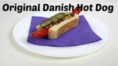 Probably the best hot dog in the world. Original #Danish #hotdog. It's #SoooGood. | Wahrscheinlich der beste Hot Dog der Welt. #Dänischer #HotDog. Es ist #SoooGood. | #Food #lunch #dinner #delicious #yummy #kitchen #Küche #DIY