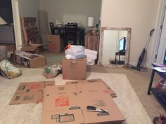 7 Real Struggles We All Have When Moving