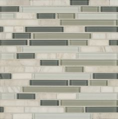 Eclipse Glass & Stone - contemporary - kitchen tile - orange county - by Bedrosians Tile and Stone