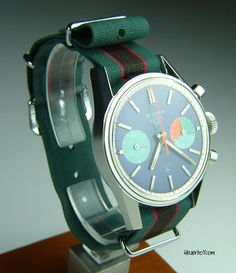 #TAG HEUER Vintage Skipper  #Fashion #New #Nice #Watches #2dayslook  www.2dayslook.com