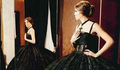 Bianca, Coco and Georgina Brandolini d'Adda model Dolce&Gabbana Alta Moda on Vogue Brazil 2012.