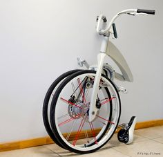 GI Bike: Electric And Foldable  ... see more at InventorSpot.com