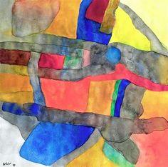 Composition  - Maurice Esteve