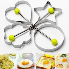 Now available on our shop: 4 Shape stainless.... Check it out here! [product-url