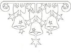 Fénykép Christmas Makes, Christmas Wood, Christmas Colors, Pvc Pipe Crafts, Christmas Window Decorations, Embroidery Alphabet, Christmas Crafts, Christmas Ornaments, Christmas Drawing