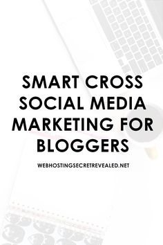 Learn how to cross promote on social media effectively! Click the PIN to read.
