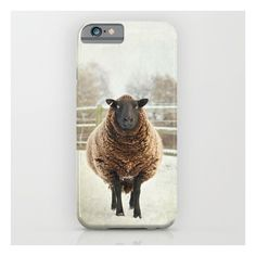 Zombie Sheep iPhone 6s Case ($35) ❤ liked on Polyvore featuring accessories, tech accessories and iphone & ipod cases