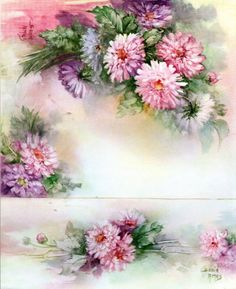 US $6.99 Used in Crafts, Home Arts & Crafts, Decorative & Tole Painting China Painting, Tole Painting, Decoupage, Collage, Furniture Restoration, 3d Paper, Painting Patterns, Home Art, Floral Wreath