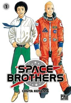 Space Brothers T01 null