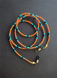 Items similar to Sunglass Lanyard, Glasses Chain Beaded, Glasses Chain, Eyeglass Chain, Sunglass Str Beaded Choker Necklace, Seed Bead Necklace, Seed Bead Bracelets, Seed Bead Jewelry, Diy Necklace, Beaded Jewelry, Seed Beads, Beaded Anklets, Diy Jewellery Chain