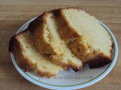 Flour Me With Love: Cream Cheese Pound Cake
