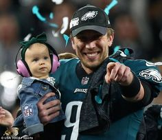 Eagles' Doug Pederson: No crazy trade offers came 'down our way' for Nick Foles Go Eagles, Eagles Fans, Fly Eagles Fly, Philadelphia Eagles Football, Philadelphia Sports, Doug Pederson, Nfl, Eagles Super Bowl, Superbowl Champions