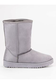 Klasické snehule sivé CnB Ugg Boots, Uggs, Adidas, Shoes, Fashion, Moda, Zapatos, Shoes Outlet, Fashion Styles