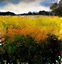 Pete Gilbert is an artist from the New Forest, Hampshire. Painting mainly landscapes of the New Forest or the Dorset Coast Landscape Artwork, Abstract Landscape Painting, Seascape Paintings, Watercolor Landscape, Watercolor Paintings, Abstract Art, Watercolours, Artist Gallery, Photo Art
