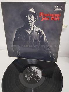 MISSISSIPPI JOHN HURT, mississippi john hurt, TFL6079, 12 - NEW IN FOR December 2017 Vinyl Record Shop, Vinyl Records, Lps, Mississippi, It Hurts, December