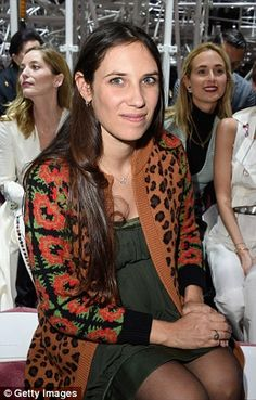 Tatiana Casiraghi  and her brother Julio Mario Santo Domingo are heirs to Santo Domingo Group, a massive conglomerate of more than 100 companies created by their South American father