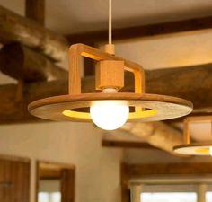 木製吊燈盟 | 照明・燈具・燈飾 | Yuji hom sakaguchi | Creema 手作・設計購物網站