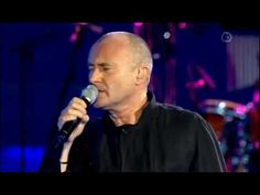 Phil Collins   --   Against All Odds  [[   Official  Video Live  ]]