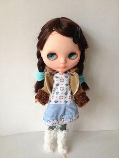 Basaak doll custom #5   Flickr - Photo Sharing!