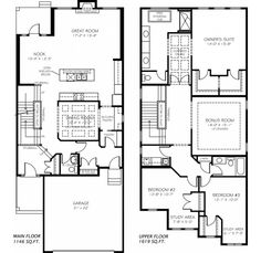 Maddy ii model floor plan by pacesetter homes edmonton the victor model home by pacesetter homes edmonton malvernweather Image collections