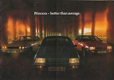 Austin Princess Brochure - 1979 - 1700, 2000, 2200, L, HL, HLS