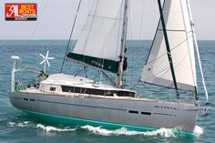 The Garcia 45 is the product of a lifetime of bluewater sailing