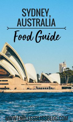 Over the years, Sydney, Australia has developed quite the food scene. No matter what kind of tastes you're seeking, atmospheres you'd like to be immersed in, or dietary restrictions you adhere to, you can find it in Sydney. Check out this Sydney Food Guide for tips on where to eat on your next visit. Sydney Australia, Australia Travel, Sydney Food, Fun Activities To Do, New Zealand Travel, Worldwide Travel, What To Pack, Travel Abroad, Wanderlust Travel