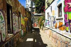 Cool photos of Valparaiso, Chile