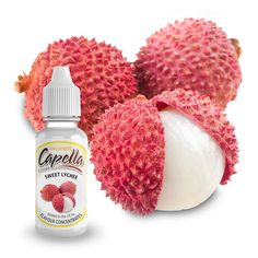 capella flavor concentrate on rainbowvapes sweet lychee