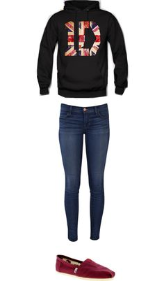 """""""One Direction Love (;"""" by daisy-liborio ❤ liked on Polyvore"""