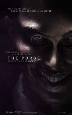 The Purge (2013) Poster